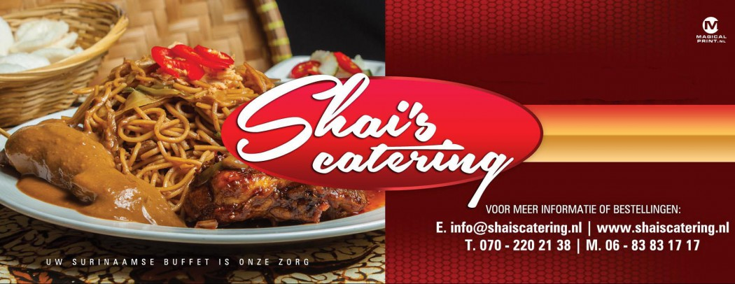 Shai's Catering